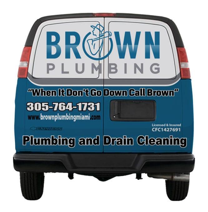 Van of Brown Plumbing, LLC