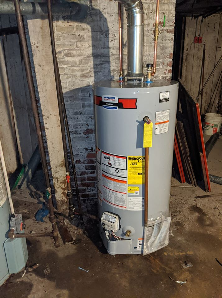 Water Heater Services in Miami